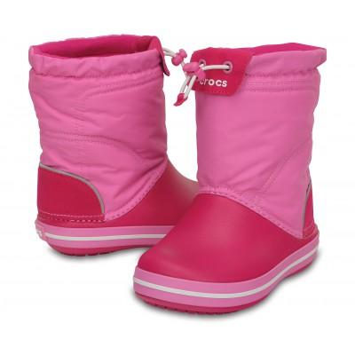 Crocs rózsaszín hótaposó f9460f1ec1